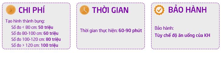 Chi phí tạo hình thành bụng an toàn tại Dr Hoàng Tuấn