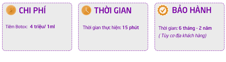 Tiêm Botox xoá nhăn đuôi mắt, khoé miệng tại BS Thành Nam