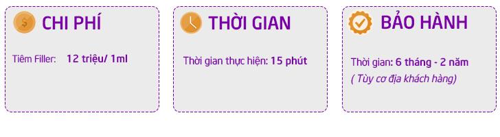 Chi phí tiêm filler xoá nhăn rãnh mũi, má tại Dr Hoàng Tuấn